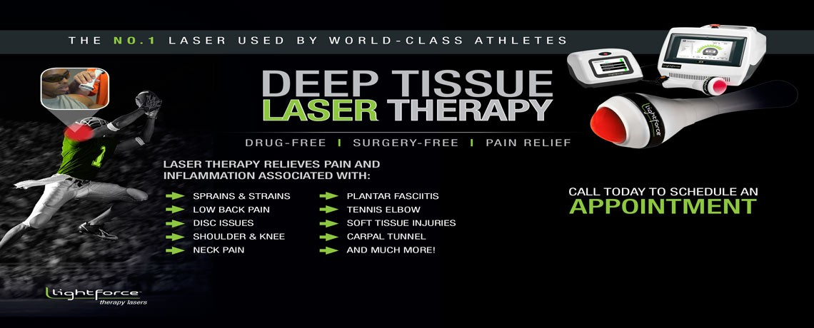 Lightforce – Laser Therapy